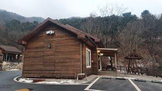 축령산 자연휴양림 가족여행 with 염소 (201223…