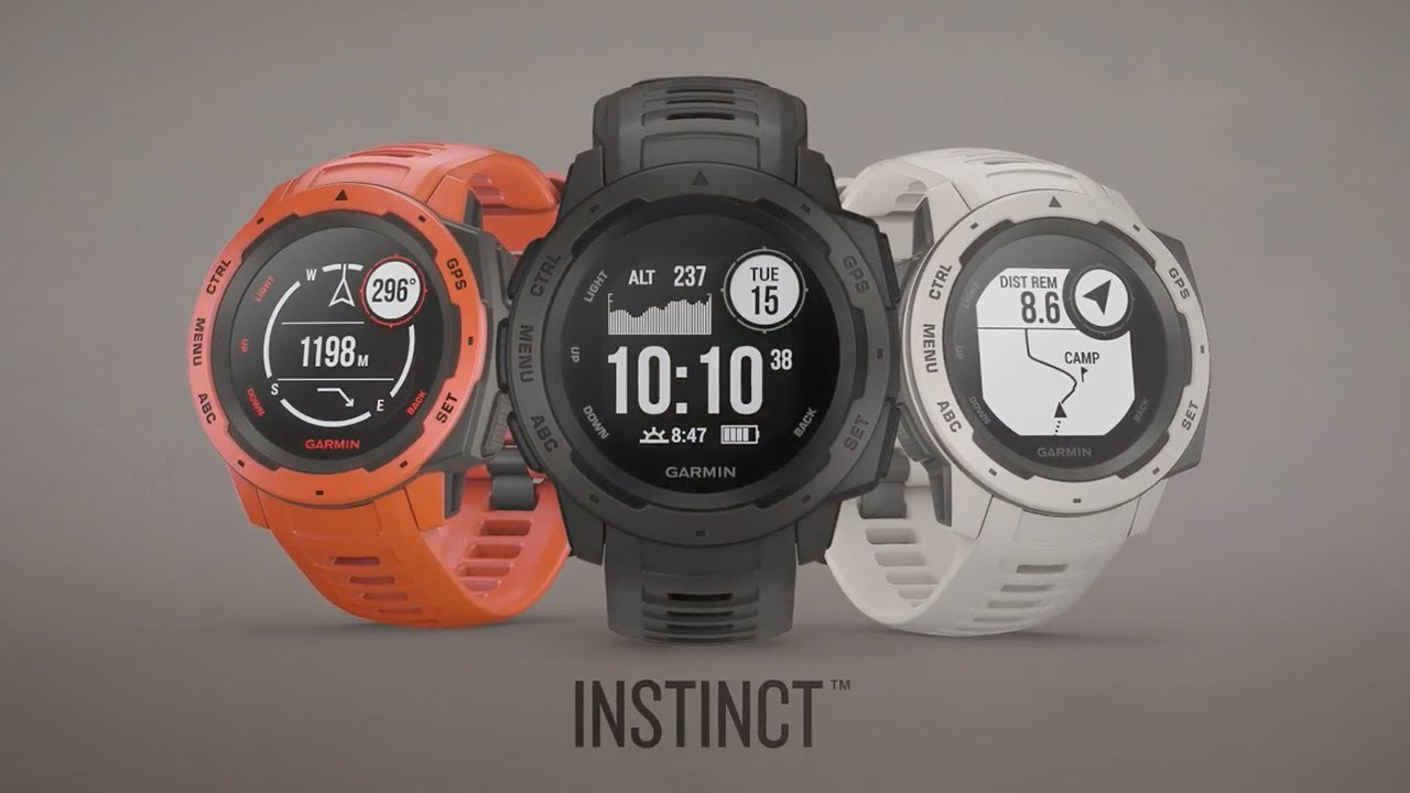 Instinct® – Tactical Edition