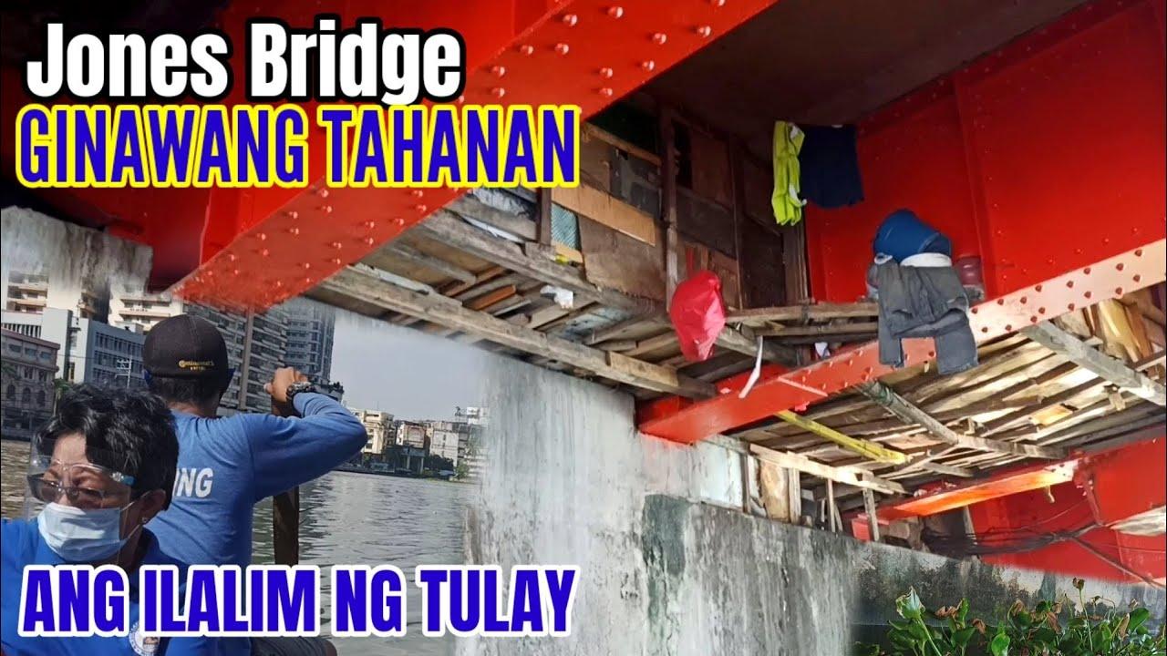 Download ILALIM NG JONES BRIDGE GINAWANG TAHANAN