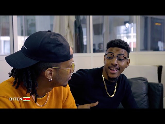 PASKA x LORENZ- Creole ou Kreyol (Official Video)