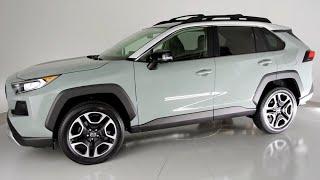 Тойота RAV4 інтер'єр 2019