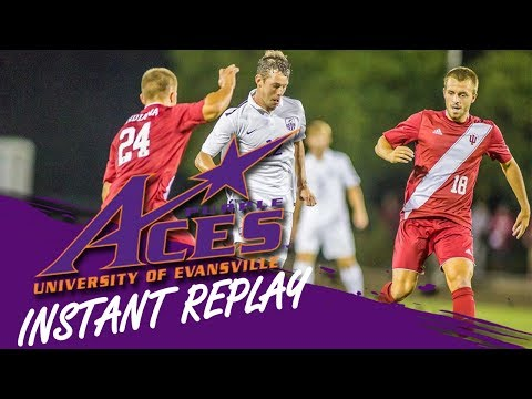 ACES INSTANT REPLAY   Evansville IU Soccer