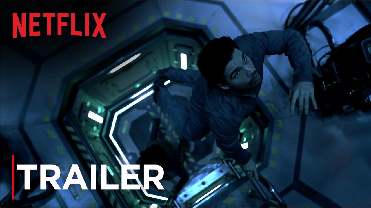The Expanse Trailer German