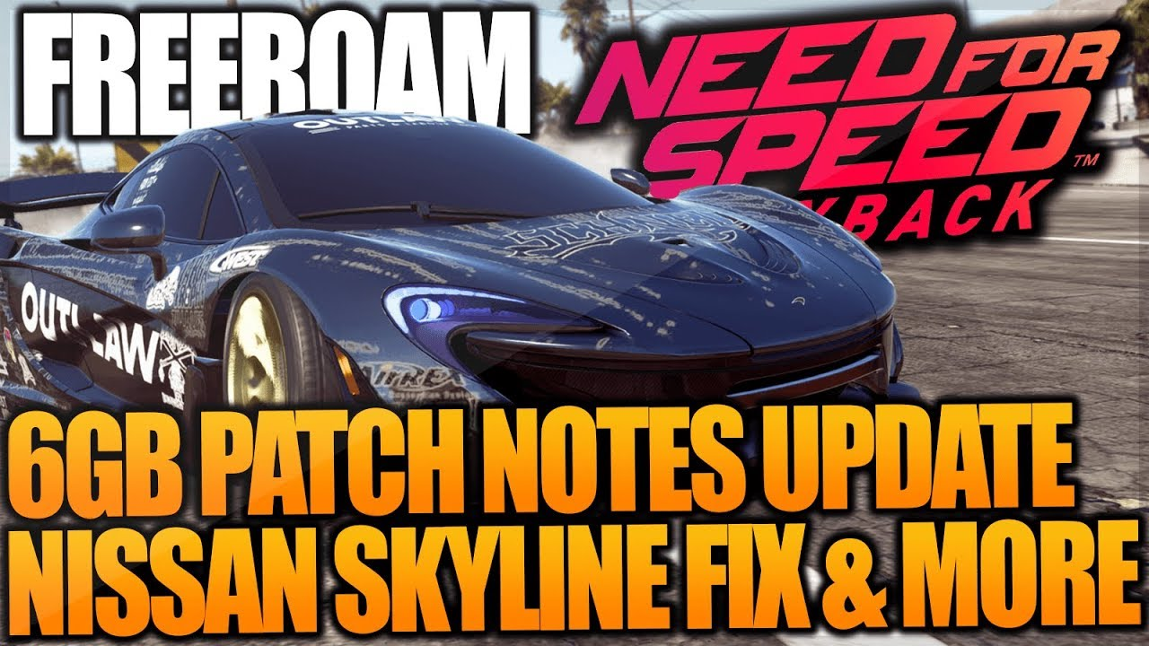 nfs payback new 6gb update nissan skyline 2000 gtr fix. Black Bedroom Furniture Sets. Home Design Ideas