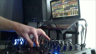 90min - Tribal Tech House - Live Set/Mix - 2011-12-10 (4 Decks - 2 Kontrol X1) DJ Steve LaMarque