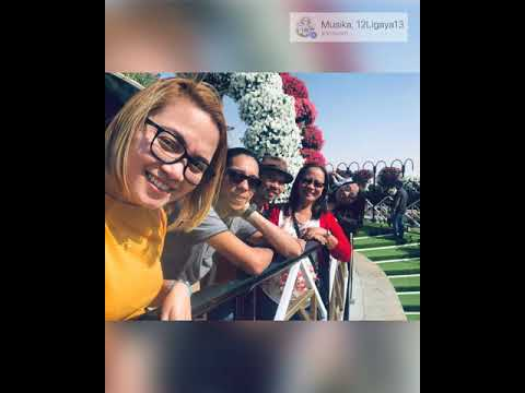 Monter Family in UAE – PART 3 | Miracle Garden – 20.12.2019 |