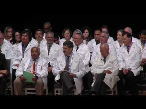 UTRGV School of Medicine Inaugural White Coat Ceremony