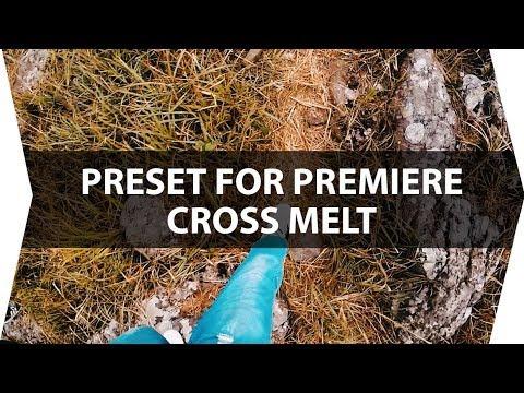 TRUCK | Hướng dẫn PRESET CROSS MELT for Premiere