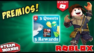 Win New Roblox Event 2019: Shark Attack awards