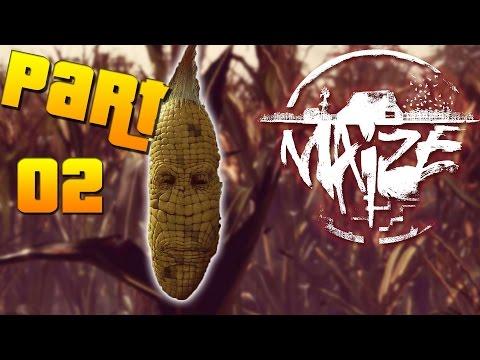 Maize Full Playthrough Part 2 ► Soviet War Bears! (Maize Full Game)