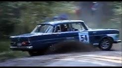 Keski-Uusimaa ralli 23.9.1996 - Crash & Action