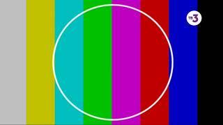 Начало вещания ТВ-3 после профилактики (17.10.2018)