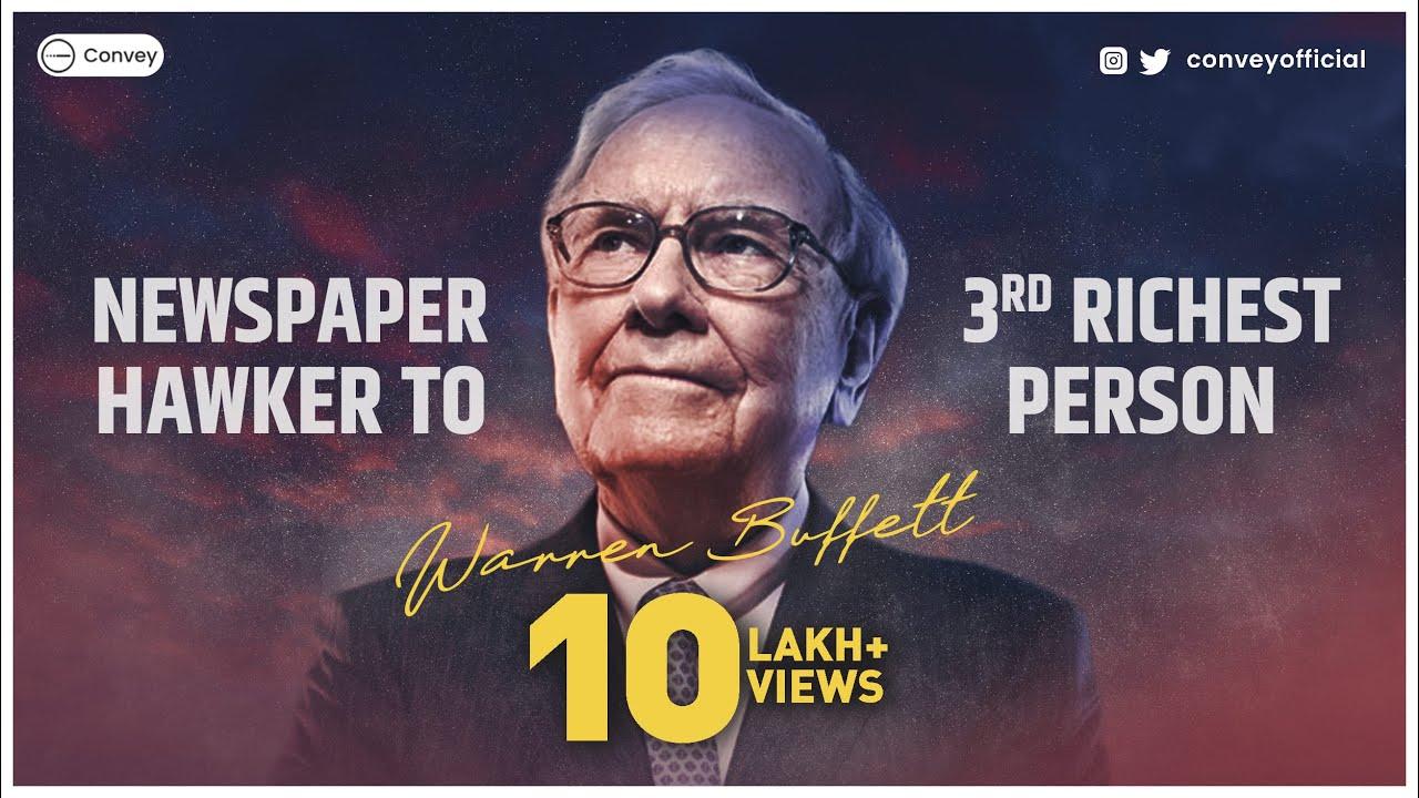 Warren Buffett Biography in Hindi | Success story of 3rd ...