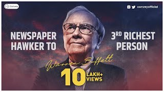 Warren Buffett Biography in Hindi | Success story of 3rd richest person in the world