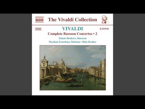 Bassoon Concerto in F Major, RV 486: III. Allegro