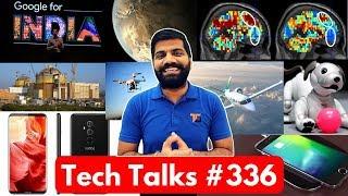 tech talks 336 drone india electric plane whatsapp delete arm d 71 nokia 7 india