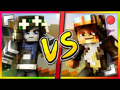 MARY VS OXILAC - MINECRAFT