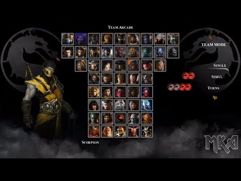 Mortal Kombat Defenders of the Earth v3.3 by Daniloabella with download link
