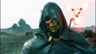 DEATH STRANDING : Trailer L'HOMME AU MASQUE D'OR (Tokyo Game Show 2018)