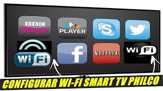Como Conectar Smart TV Philco Na Rede Wi-Fi de Uma Forma Bem Rápida