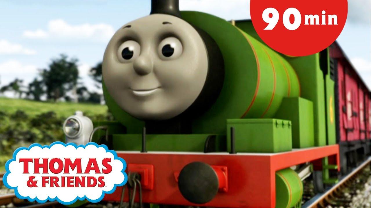 Thomas & Friends™ - The Early Bird 🚂   Thomas the Train   Kids Cartoons