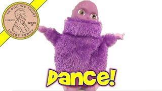 Boohbah Purple Dance Along Zumbah Animated Plush Toy, Ragdoll Ltd.