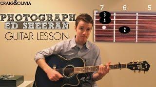 Photograph - Ed Sheeran (Guitar Lesson & Chords)
