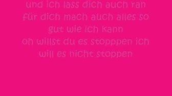 candy shop - deutsch - lyrics