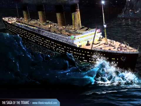 Daft Punk - One More Heart Of The Ocean (Titanic Theme Mash-Up)