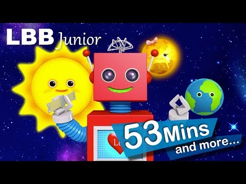 Solar System Song   And Lots More Original Songs   From LBB Junior!