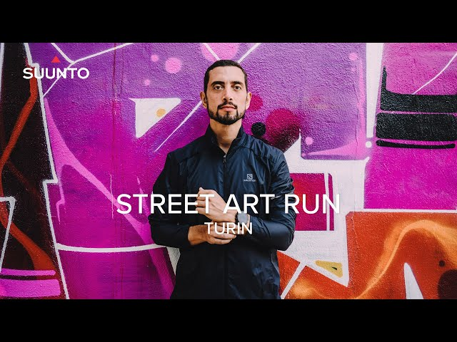Suunto Street Art Run Turin