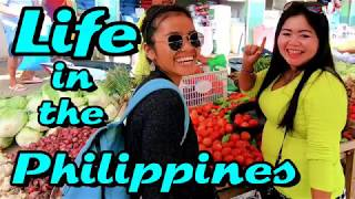 Philippines Lifestyle | Pinay Daily Life in Province