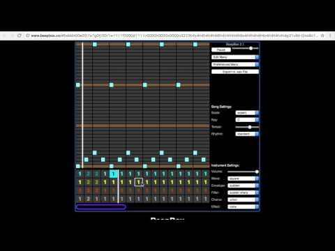 Beepbox & OnlineSequencer Video Tutorial thumbnail