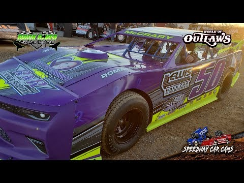 #50 Marcus McCrary - Street Stock - 3-22-19 Duck River Raceway Park - In Car Camera