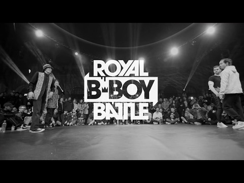 D.POINT.C vs Morning of Owl | Royal B-Boy Battle Qualifier 2017 | Semi Final