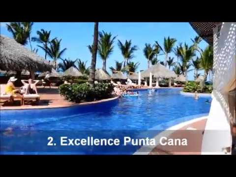 Top 5 Best Pools in Punta Cana (All-Inclusive Resorts, Dominican Republic)