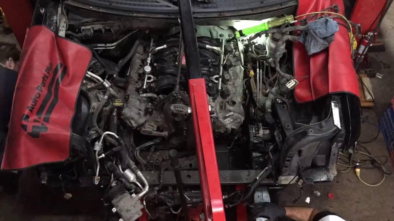 Engine Swap Ford F150 F250 2009 2010 2011 2012 2013 2014 54l 35l F 150 Engines Ecoboost Diy Complete