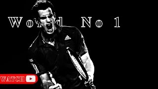 Andy Murray - World No 1