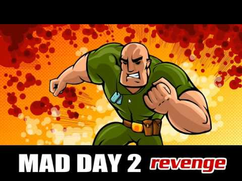 флеш игра Mad Day 2 прохождение