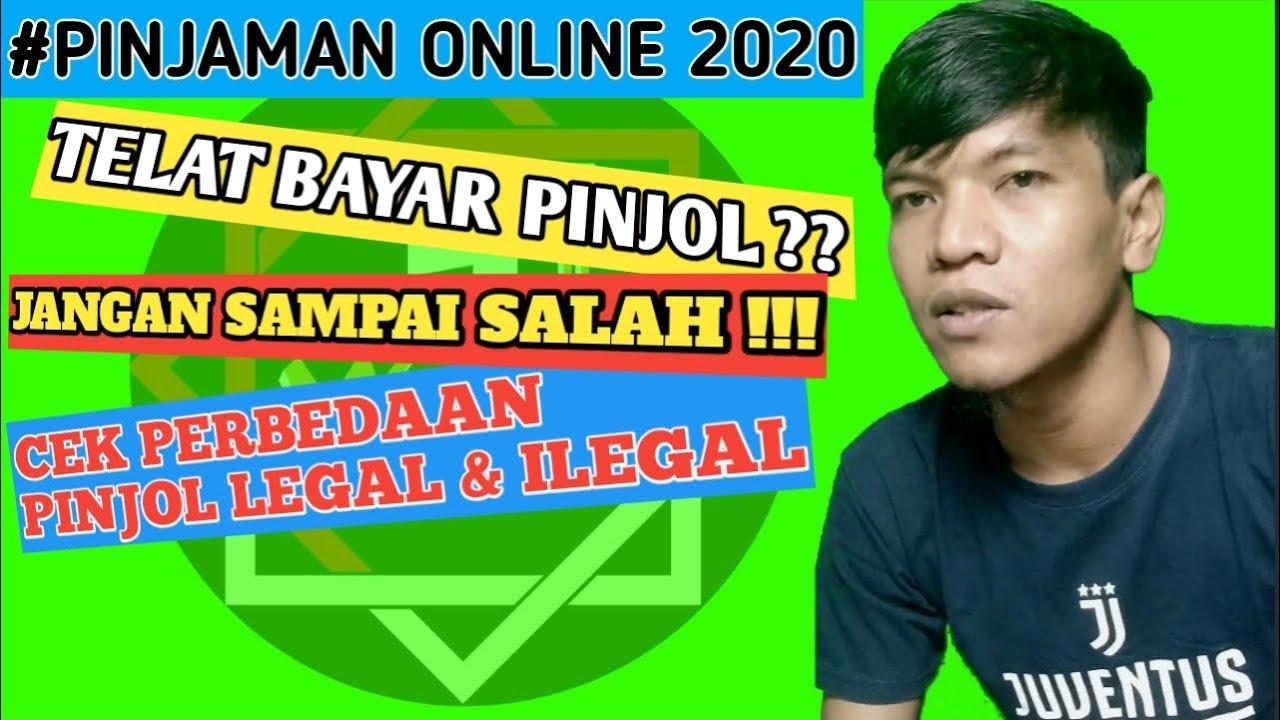 Pinjaman Online 2020 Cek Perbedaan Pinjol Legal Dan Ilegal