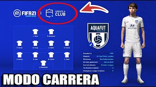 3 NUEVAS FUNCIONES PARA EL MODO CARRERA DE FIFA 21 QUE ENTERRARÍAN A LA LIGA MASTER.