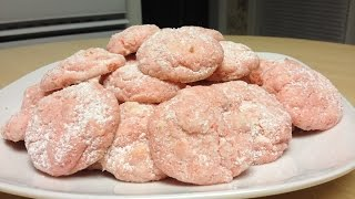 How To Make Strawberry White Chocolate Chip Cookies