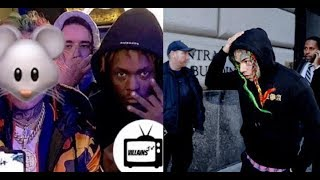 6IX9INE Free?Kooda B Plead Guilty Faces 4 To 5 Years 6IX9INE Will Take The Stand..DA PRODUCT DVD