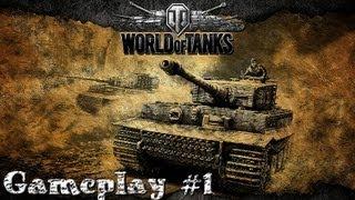 World of Tanks Gameplay 1