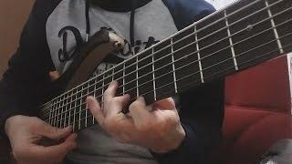 Nilüfer - Tek Başına [solo bass]