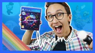 DREAMS va-t-il révolutionner la création dans le jeu vidéo ? (test du jeu) / Mini #9