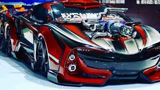 Mobil Keren pemenang di BLACK AUTO BATTLE 2017 indonesia in bandung
