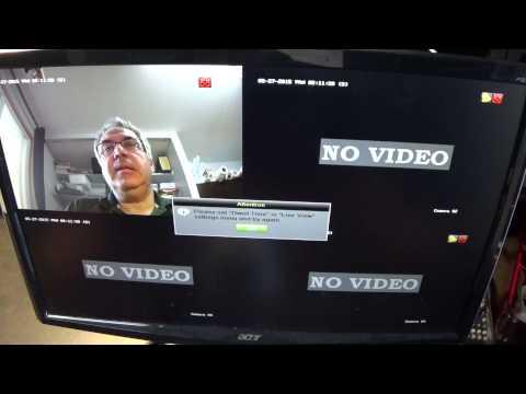 Caméras de surveillance HD 720P, 1080P à  Montréal