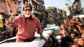 Amitabh Bachchan Sing Song Ekla Chalo Re By Kahaani  [HQ]