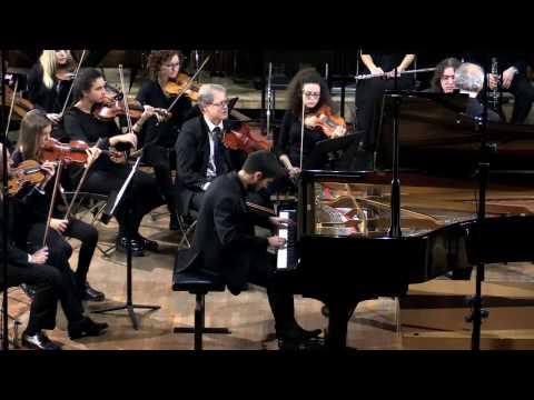 L. v. BEETHOVEN Concerto n.1 op.15 Federico Pulina, pianoforte